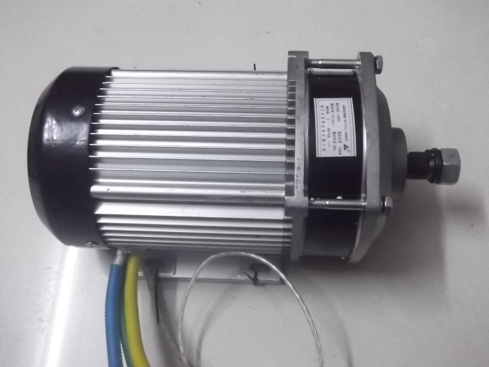 Fast Shipping 60v 2200w Brushless Electric Motor Unite