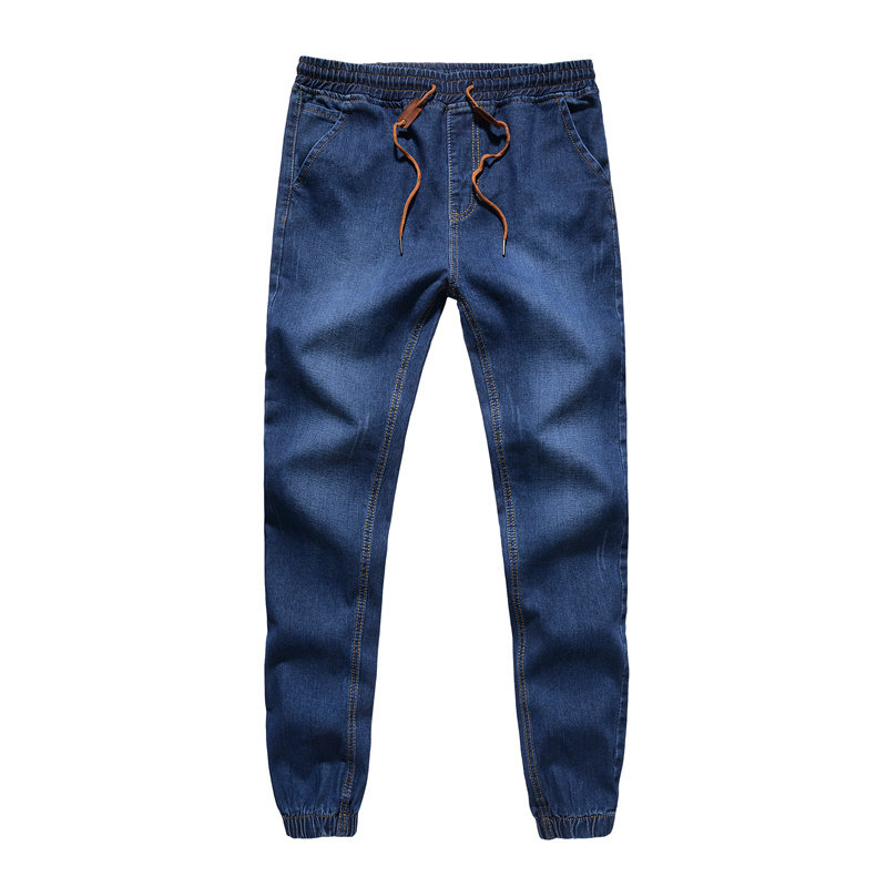 Hat and Beyond Men's Denim Jogger Pants Active Elastic Jean Urban Slim Fit. by Hat and Beyond. $ $ 19 out of 5 stars 6. Product Features Denim Jean Jogger Pants Slim Fit Elastic Fleece. Clearance!! Men Women Loose Yoga Harem Pants GoodLock Unisex Drop Crotch Floral Joggers Aladdin Trousers Pants.