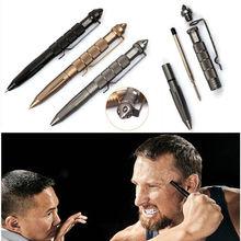 Tactical Pen Self Defense Cooyoo Tool Aviation Aluminum Antiskid Hot sale(China (Mainland))