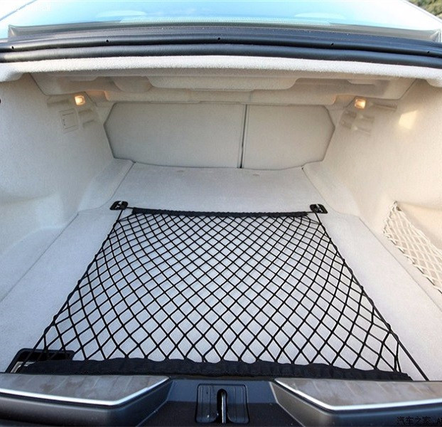 High Quality Car Trunk Luggage Storage Cargo Organizer 100X70cm Nylon Elastic Mesh Net For Chevrolet(China (Mainland))