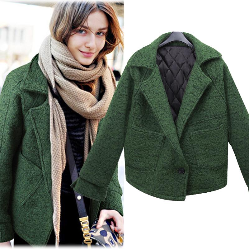 Short wool jackets for ladies – Modern fashion jacket photo blog