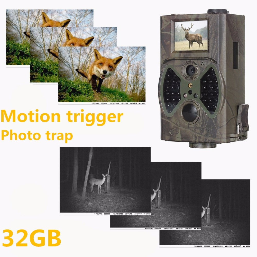 12MP 940nm IR digital Hunting Camera trail photo traps HC300M GPRS GSM Animal Wild trap Camera animal mms gprs gsm photo trap (24)