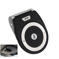 Wireless Bluetooth Car Kit Speaker Speakerphone Fixed On Sun Visor Handsfree Car Kits for iPhone 5