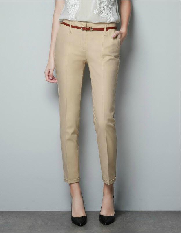 Khaki Dress Pants Women | Gpant
