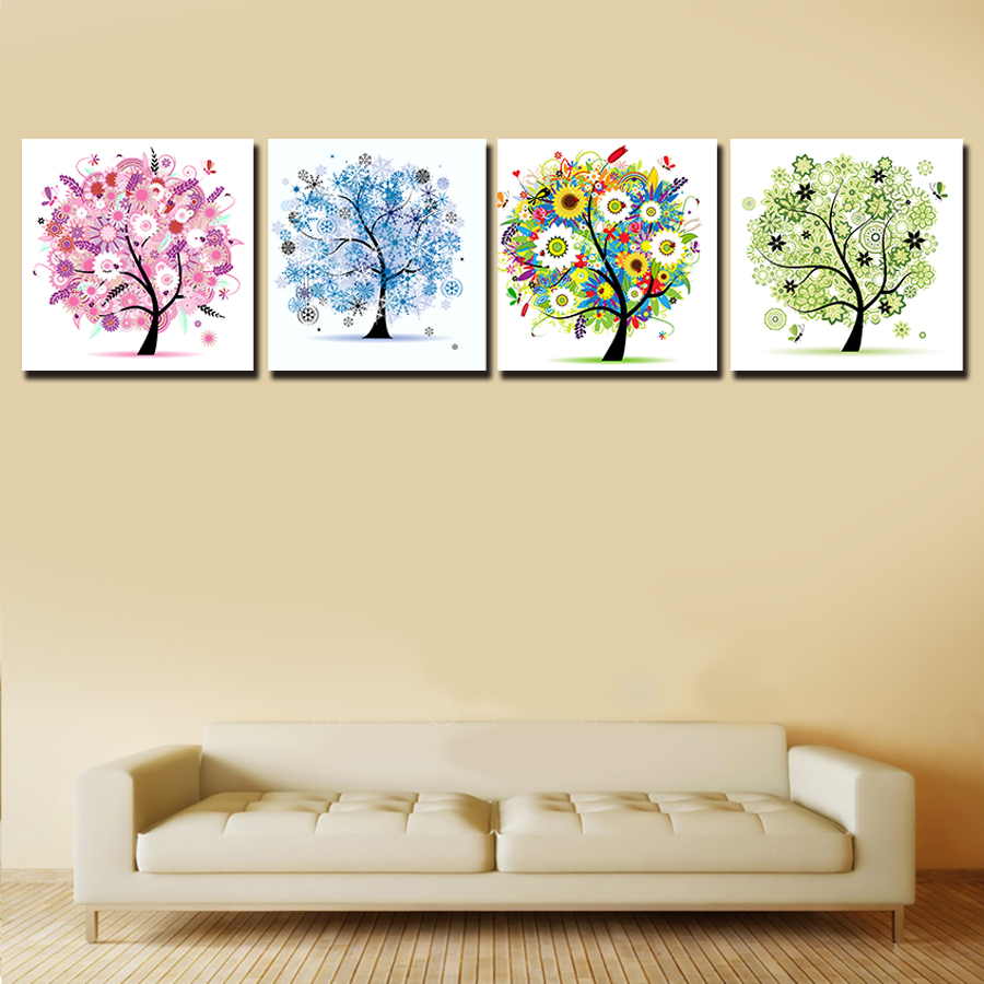 Living room framed art home decor for Wall art sets for living room