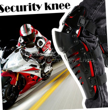 Hot Motorcycle Racing Motocross Knee Pads Protector Guards Protective Gear Free / Drop Shipping(China (Mainland))