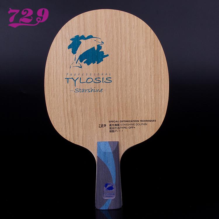 [Playa PingPong] NEW PRODUCT RITC 729 Friendship starshineTYLOSIS OFF+ (Attack + Loop) Table Tennis Blade for PingPong Racket(China (Mainland))
