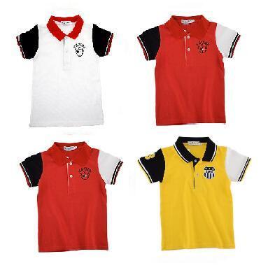 Поло-футболка для мальчиков и девочек 1 шт. Отличный новогодний подарок для ребенка!