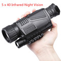 5 x 40 Infrared Digital Night Vision Telescope High Magnification with Video Output Function for