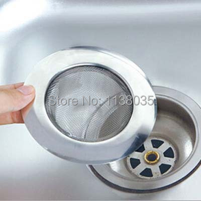 Fashion stainless steel kitchen appliances sewer convenient filter barbed wire(China (Mainland))