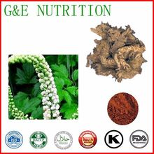 100% Natural Black Cohosh Extract powder 10:1 600g(China (Mainland))
