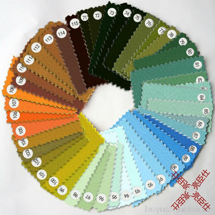 2015 New Household 115 Colors 15ml Leather Dye Genuine