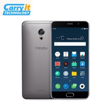 "Original Meizu Pro 6 Plus 64GB 4GB Global ROM OTA Cell Phone Android Exynos 8890 Octa Core 5.7"" 2K AMOLED 1080P 12.0 MP(China (Mainland))"