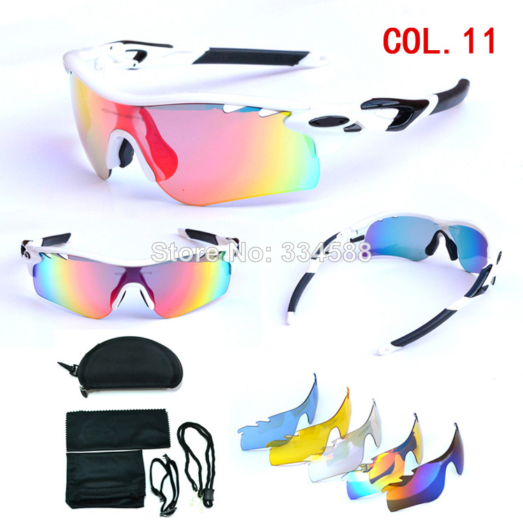 5 Pairs lens Radarlock TR90 Frame men women Cycling Bicycle Bike Fishing Outdoor Sports Sun Glasses Sunglasses - Online Store 631210 store