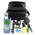 Fiber Optic FTTH Tool Kit with Fiber Cleaver HS 30 and Power Meter Laser Pen Fiber