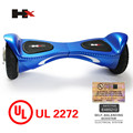 New brand X1L8 8 inch UL2272 2 wheel Self Balancing Scooter hoverboard electric stand skateboard LED