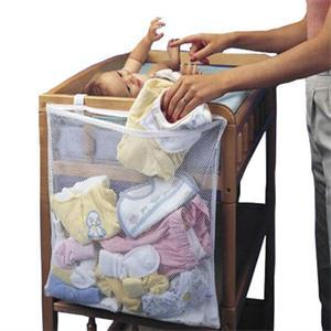 baby storage bag baby changing dirty cloth organizer for baby cribs(China (Mainland))