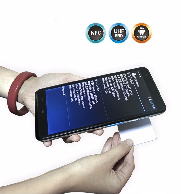 7inch Android RFID UHF Reader-3