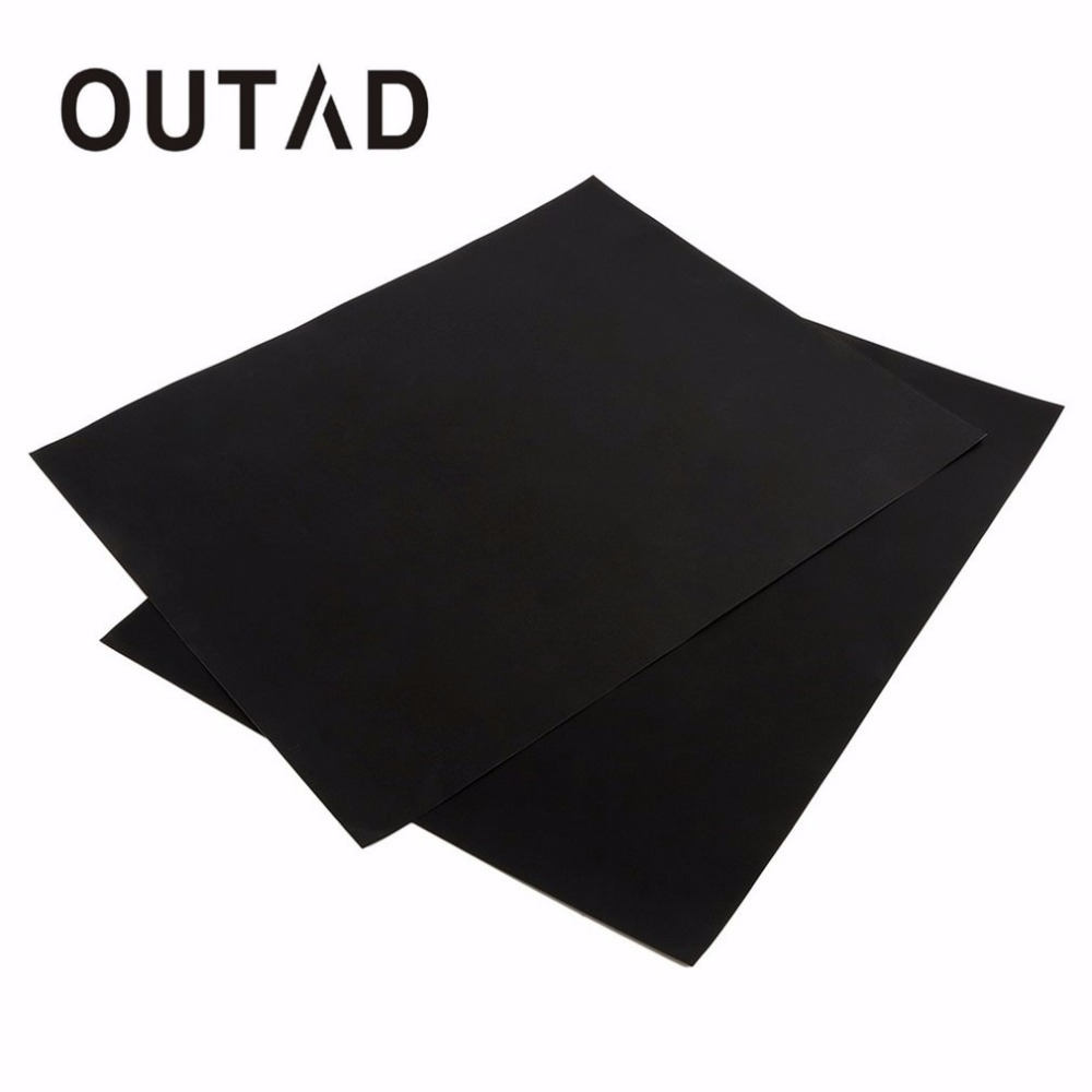 OUTAD 2 pcs Reusable No Stick BBQ Grill Mat Baking Easy Clean Grilling Fried Sheet Portable Outdoor Picnic Cooking Barbecue Tool(China (Mainland))