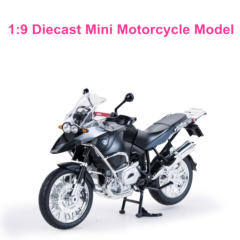2015 Hot Sale 1:9 Scale Models Diecast Mini Motorcycle Car Toys for Kids Educational Chirldren Birthday Gift with Simple Package(China (Mainland))