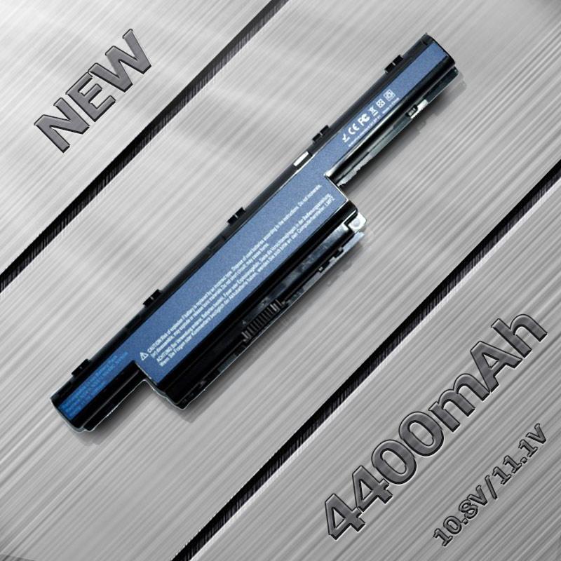 4400mAh laptop battery for Acer 31CR19/65-2 31CR19/652 31CR19/66-2 3INR19/65-2 AK.006BT.075 AK.006BT.080 AS10D AS10D31 AS10D3E(China (Mainland))