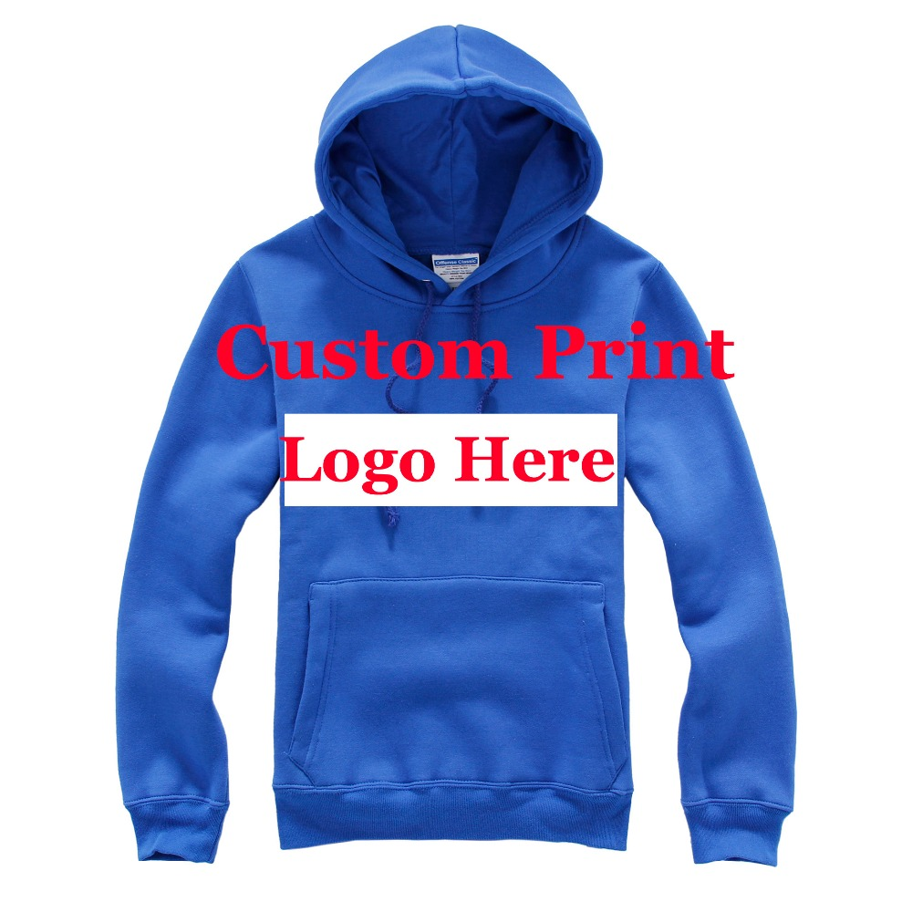 Custom jackets and hoodies