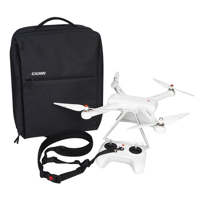 CADEN Drone Backpacks Shoulders Bags For Xiaomi MI Drone Waterproof oxford fabric Soft Nylon Xiao Mi Drones Accessories Bags