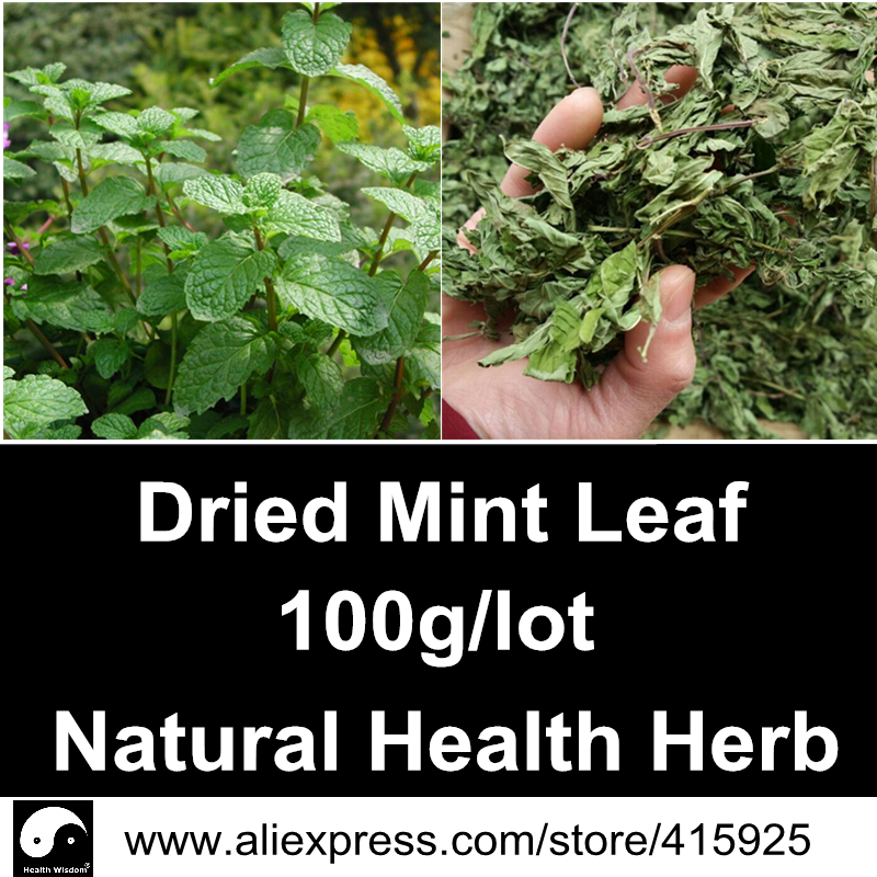 Dried Peppermint Leaf 100g Natural Health Care Herbal Mint Leaf Menthol Herb Tea Spearmint<br><br>Aliexpress