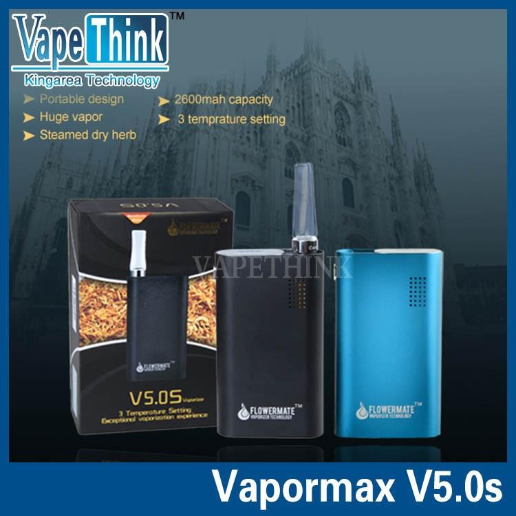 Wholesale-stock Flowermate Vapormax V5.0S Electronic Cigarette ...