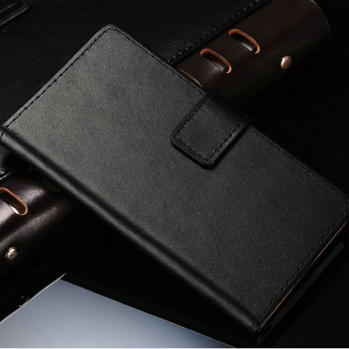 Vintage Phone Bag For Xiaomi M3 Mi3 Wallet Style Genuine Leather Case With Stand 2 Card Holders 1 Bill Site 50 pcs/lot DHL