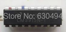 Free Shipping One Lot 2p Original LM3915N LM3915-1 LED Bar Dot Display Driver new(China (Mainland))