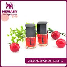 2015 Hot Sale Candy Color 12colors Popular Shiny Nail Polish Fashion Nail Art nail Enamel Care Manicure DIY For Cool Lady/Girl(China (Mainland))