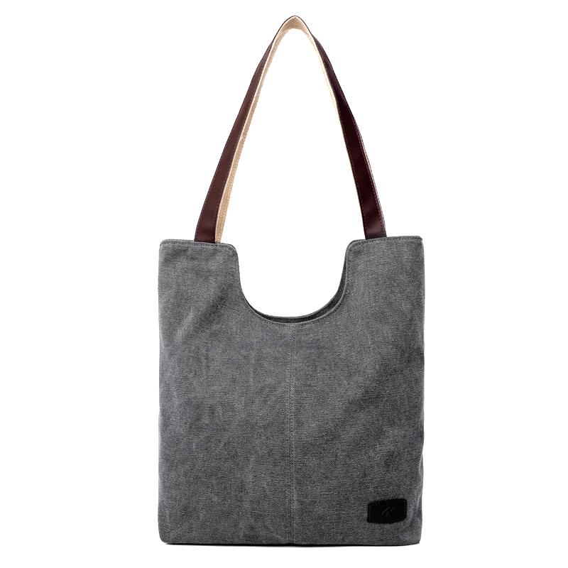 2015 New Female handbag women large thicken canvas casual tote messenger bags bucket bolsas femininas grandes shoulder bag(China (Mainland))