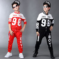 Teenage boy s Clothing Set Autumn New 2016 Kids Girls Clothes Sports Suit Long Sleeve Top
