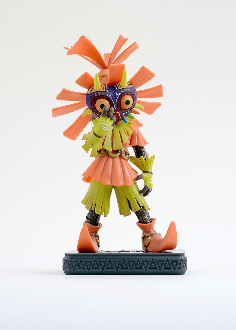 Legend of Zelda FIGURE Majoras Mask FIGURE 3D Limited-Edition Bundle - Nintendo 3DS(China (Mainland))