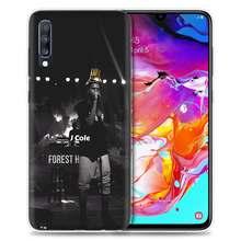 J Cole Sinh Ra Tội Nhân Ốp Lưng dành cho Samsung Galaxy Samsung Galaxy A50 A70 A80 A60 A40 A30 A20 A10 M40 M30 M20 M10 a6 A8 Plus 2018 Điện Thoại TPU Túi Nắp(China)