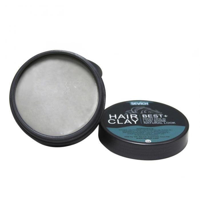 80 г укладки волос глиняный гель для мужчин сильный держать прически с матовой
