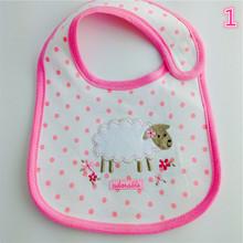 100 Different Pattern Design Baby Bibs Burp Cloths Baby girl boy infant Waterproof Saliva newborn