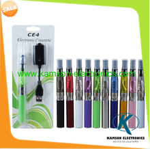 Ego CE4 Kits 9 color electronic cigarette  650mah 900mah 1100mah for choose free shipping
