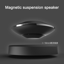 5D supergravity Magnetic levitation bluetooth speaker wireless bluetooth maglev audio(China (Mainland))