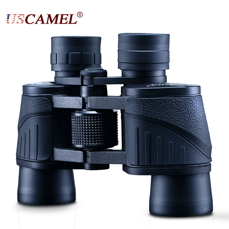 USCAMEL 8X40 High quality Hd wide-angle   Portable LLL Night Vision Binoculars telescope