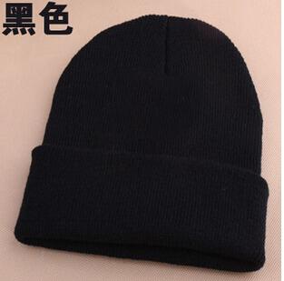 Hot Sale 2014 Fashion Knitted Neon Women Men Ski Sport Beanie Girls Autumn Casual Cap Women's Warm Winter Hats Wholesale(China (Mainland))