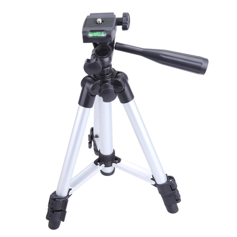 Unfolded (1080mm) High Quality Protable Professional Digital/Video Camera Camcorder Tripod Stand For Nikon Canon Panas(China (Mainland))