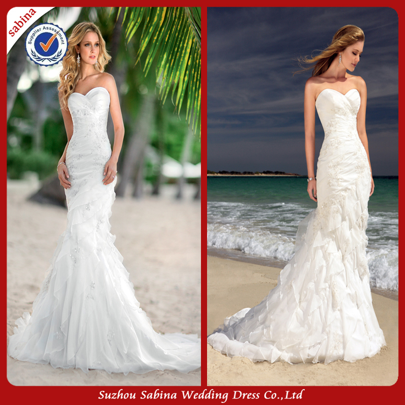 Gwa301 Alibaba Rhinestone Wedding Dress Cheap Casual Beach: inexpensive beach wedding dresses