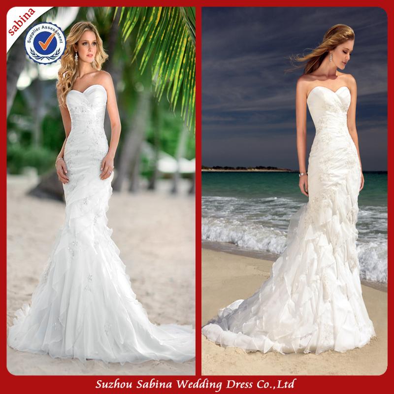 Inexpensive Beach Wedding Dresses Of Gwa301 Alibaba Rhinestone Wedding Dress Cheap Casual Beach