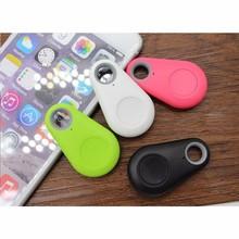 Bluetooth 4.0 inteligente de alarma antirrobo, objetos para encontrar cosas cadena dominante del teléfono móvil de dos vías anti-perdida, envío gratis(China (Mainland))