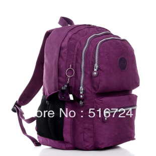 2013 new shoulder bag the girls backpacks leisure bag schoolbag bag Travel bag