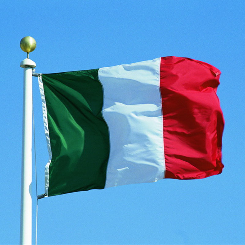 New 90 150cm Hanging Big Italy Flag Banner Indoor Outdoor Home Decor In Flags Banners