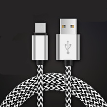 Micro USB Cable 1M Fast Charging Adapter 5V2A Data Charger Mobile Phone Cable for iphone Android & usb 3.0 type c cable