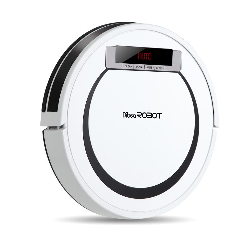Dibea sallei intelligent robot vacuum cleaner robot automatic charge sweeper north shell v780(China (Mainland))